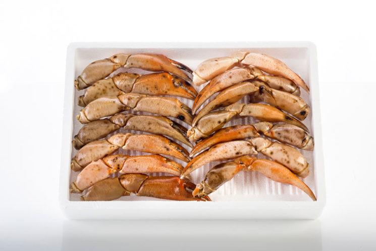 Bocas de cangrejo cocidas en estuche de 1Kg